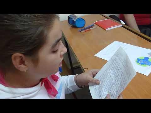 Her essay