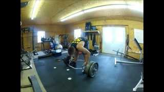 Deadlift 500 Pounds For 11 Reps: Jake Ewing & The Reid Boyz