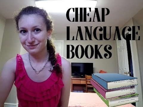 2 Resources for Finding Cheap Foreign Language Books