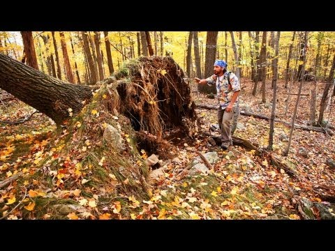 How to Find a Ready-Made Shelter | Survival Skills