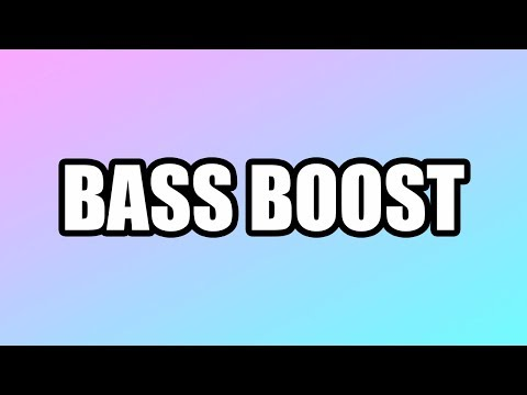 How To Bass Boost A Song In Sony Vegas