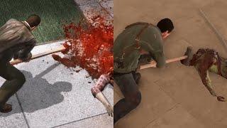 Dead Rising 1 vs Dead Rising 4