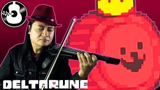 Deltarune - Scarlet Forest [Orchestral Fusion Remix] - PakVim net HD