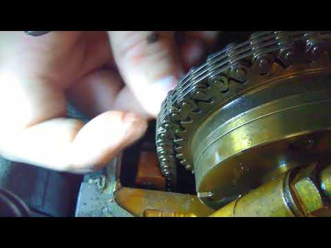 2007 Honda Accord stretched timing chain