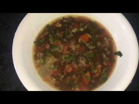 Beetroot Leaves Soup | Beet Soup | Beet Leaves Recipe| Healthy Beet leaves soup