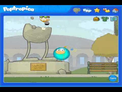 Poptropica - Super Power Island - Full Walkthrough