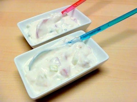 Tzatziki (White Yogurt Sauce)