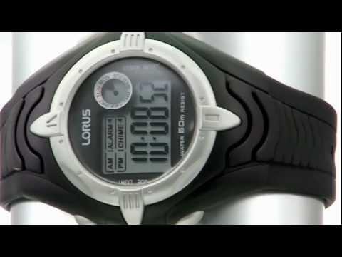 Lorus R2383BX9 Gents Watch