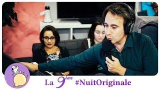 Le Morning Quiz - 7h - La 9ème #NuitOriginale
