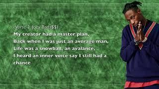 Joey Bada$$ - Alone - Lyrics