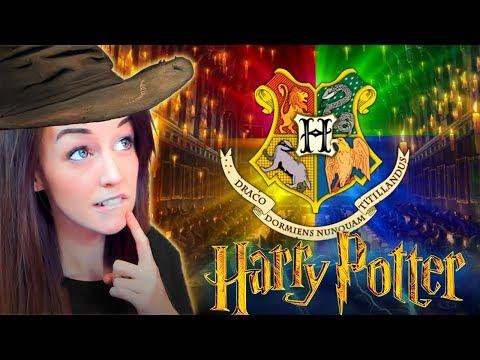 ❤️💙WHICH HOUSE AM I!?💛💚 - Hogwarts Sorting Hat Quiz! 🧙♀️