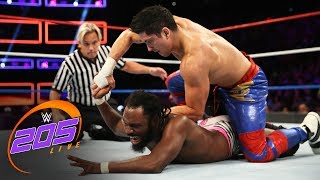 One year later: 5 Must-see WWE 205 Live matches