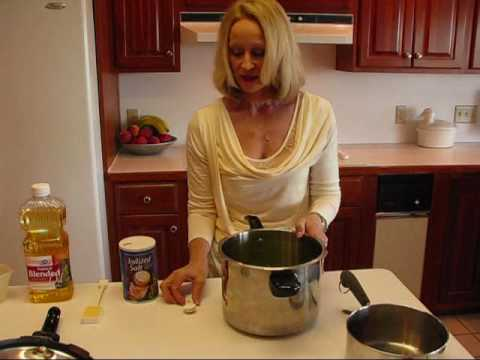 Betty's Country-Style Pressure Cooker Green Beans