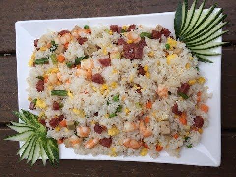 Vietnamese Fried Rice | Cơm Chiên