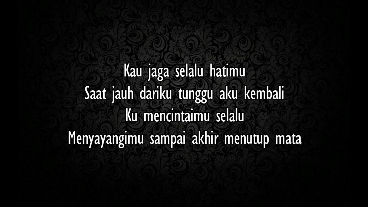 Seventeen - Jaga Slalu Hatimu (lirik)