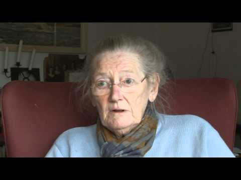 Mary Cronk MBE Midwife