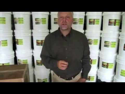 How to use oil Solutions to remove oil odor and fuel oil stains.