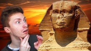 Miten vanha on mysteerinen Sfinksi?
