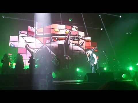 GORILLAZ - Sweepstakes - O2 Arena, London - 05/12/2017