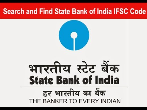 State Bank of India Bank IFSC Code