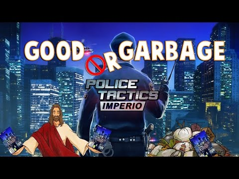 Police Tactics Imperio Gameplay Review - Good or Garbage?