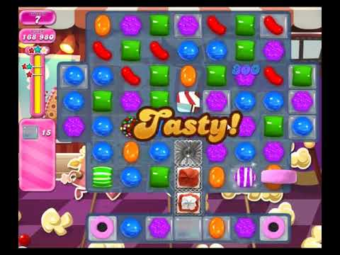 Candy Crush Saga Level 2735 - NO BOOSTERS