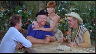 Gilligan's Island - Ginger Grant reports to Duty