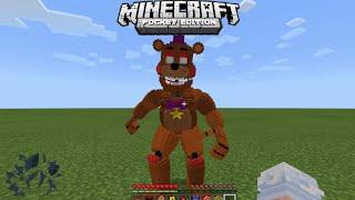 FNaF 6 Addon Pre-BETA Para Minecraft PE y BE | Review