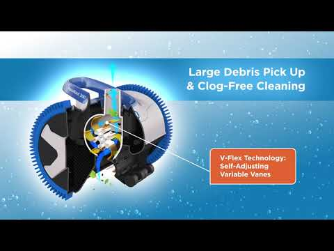 AquaNaut 200 & 400 Automatic Suction Pool Cleaners From Pool Supplies Canada