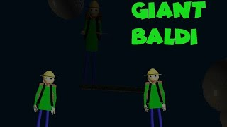Can you Hack into Baldi's Basics Field Trip Demo!? [Free Mod