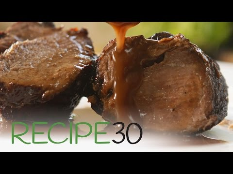 SLOW COOKED LAMB - By RECIPE30.com