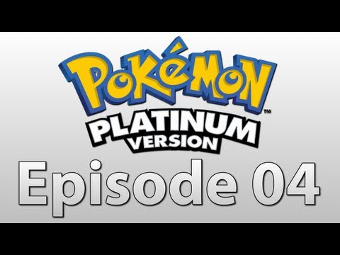 Pokémon Platinum 04 - Catching an Abra!