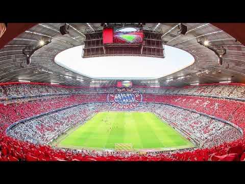 Fc Bayern München Stadionatmosphäre I 90min Fangesänge für Geisterspiele