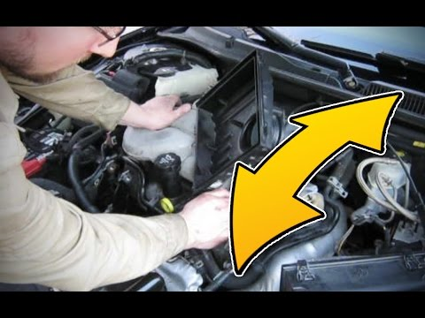 How to rotate an engine in a front wheel drive car - Rotating an engine - GM