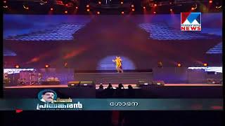 Shobana- Dancing again for Oru Murai Vanthu @ Priyan Priyankaran- 2010