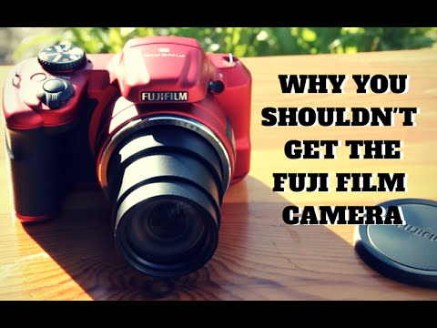 MINOR flaws of the Fujifilm Finepix s8650 Camera - WATCH BEFORE YOU BUY