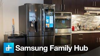 Samsung Family Hub Fridge - Hands On