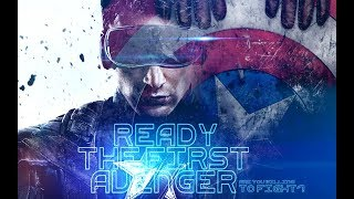 Ready The First Avenger Official Trailer  (fanmade)