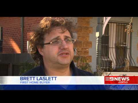 First Homebuyers | 9 News Adelaide