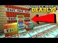 Download Video Download Minecraft: DEADLIEST ROOM IN MINECRAFT CHALLENGE [EPS9] [49] 3GP MP4 FLV