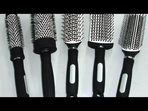 How To Get The Right Brush For Your Hair Type
