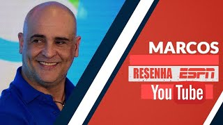 Programa Resenha ESPN com São Marcos goleiro do Palmeiras e Seleção Brasileira!