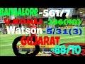 World Cricket Championship 2 IPL Tournament V Kholi 23648 Bangalore 5617 VS Gujarat 8810