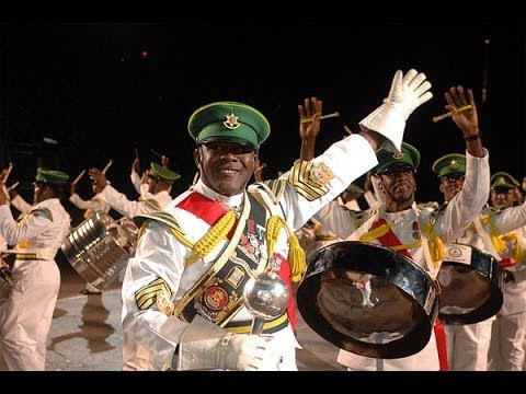 Trinidad & Tobago Defence Force Steel Orchestra | 2010 Military Tattoo Sydney, Australia