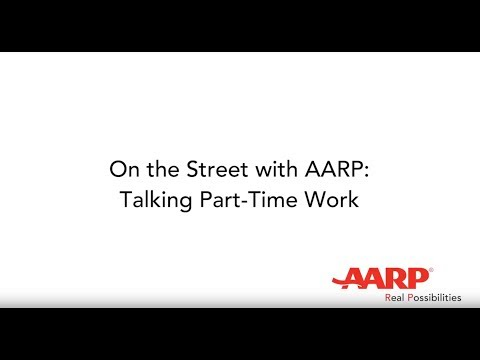 On the Street with AARP