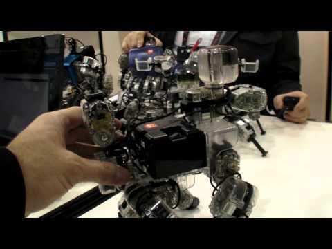 Robo Builder - Build Your Own Robot