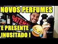 Novos Perfumes E Um Presente Inusitado  mp3