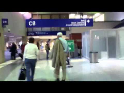 21 - Inside Dallas Fort Worth International Airport - DFW