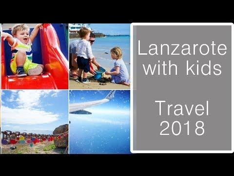 LANZAROTE WITH KIDS 2018 | TBH TROPICAL ISLAND PLAYA BLANCA