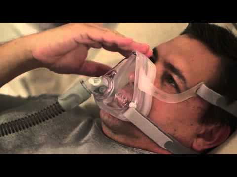 Tips for using your AirFit™ F10 full face CPAP mask